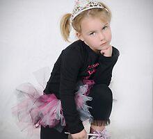 Princess with Attitude by Tanya Wallace