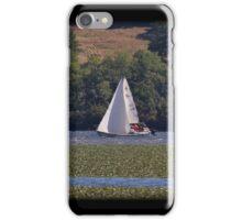 Hudson Saturday Sailing iPhone Case/Skin