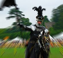The Black Knight by buttonpresser