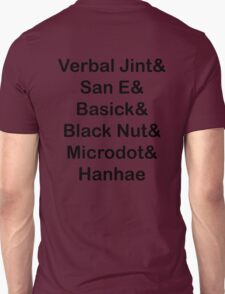 Team Brand New Music T-Shirt