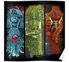3 Spirits Poster