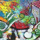 A Whimsical Winter II by Juli Cady Ryan
