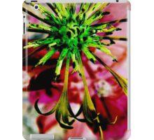 Photoshopped Flower 1 iPad Case/Skin