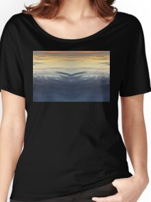 Cloud Sea Women's Relaxed Fit T-Shirt
