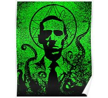 H. P. Lovecraft Poster