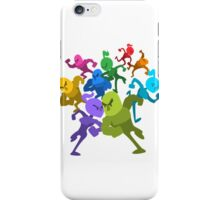 RunBow Starting Characters iPhone Case/Skin