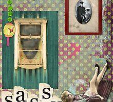 Feeling Sassy by mazerdesign