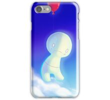 Sup guy with a balloon - phone case iPhone Case/Skin