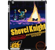 Shovel Knight NES iPad Case/Skin