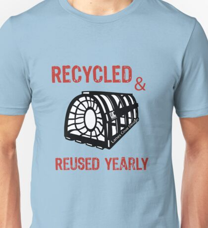 REUSED YEARLY Unisex T-Shirt
