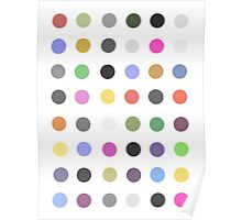 Homage Hirst Poster