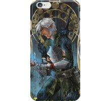 Vengeance and Fenris iPhone Case/Skin