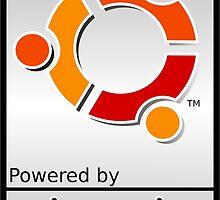 ubuntu logo  by Jugulaire