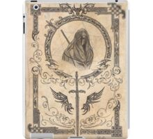 Hooded (colored) iPad Case/Skin