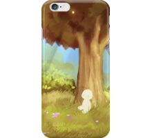 Sup guy in a forest phone case iPhone Case/Skin