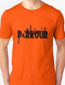 Parkour geek funny nerd Unisex T-Shirt