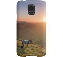 Sunrise of the Lambs Samsung Galaxy Case/Skin