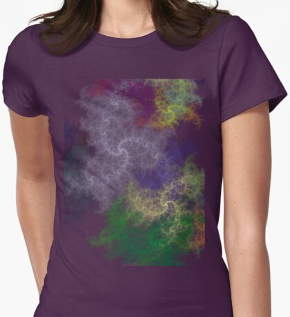 MOHAIR # 3  Womens Fitted T-Shirt