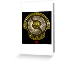 Shield  Greeting Card