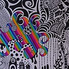 Color Splash by Sarah Stallings