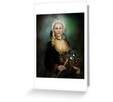 The Duchess Greeting Card