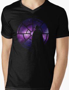 SLEEPLESS NIGHT Mens V-Neck T-Shirt