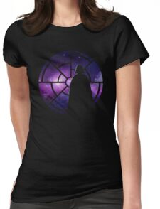 SLEEPLESS NIGHT Womens Fitted T-Shirt
