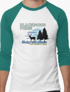 Until Dawn - Blackwood Pines Lodge Men's Baseball ¾ T-Shirt