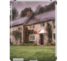 Stourhead Cottages iPad Case/Skin