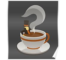 Mystery Tea Poster