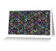 seamless color lines background. Greeting Card