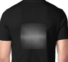 dotted metal background Unisex T-Shirt