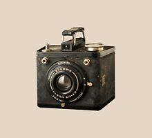 Classic Vintage Kodak Brownie Camera Tee Unisex T-Shirt