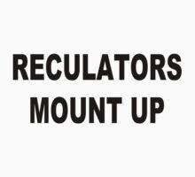 Regulators mount up geek funny nerd by jekonu