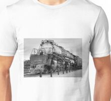 Biggest Badest Steam Locomotive Ever! Unisex T-Shirt