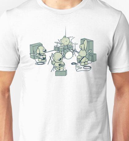 Teddy Band Unisex T-Shirt