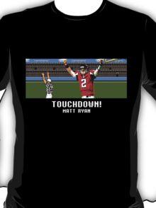 Tecmo Bowl Touchdown Matt Ryan T-Shirt