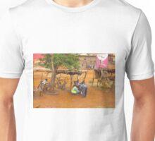 Street workshop near Mombasa, KENYA Unisex T-Shirt