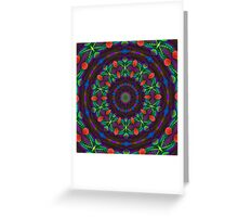 Kaleidoscope Eye Greeting Card
