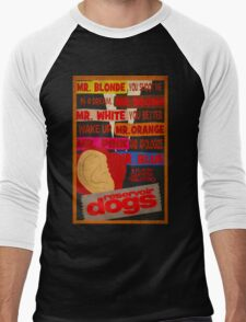 Reservoir Dogs - Wake Up and Apologize Men's Baseball ¾ T-Shirt