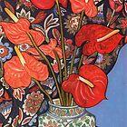 Anthurium Lilies by Youbeaut Designs