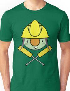 Jolly Doozer - Skull & Crossbones style Unisex T-Shirt