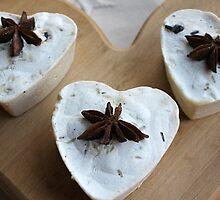 handmade soap heart by spetenfia
