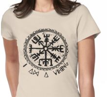 I am a viking (viking compass) Womens Fitted T-Shirt