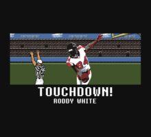 Tecmo Bowl Touchdown Roddy White by av8id