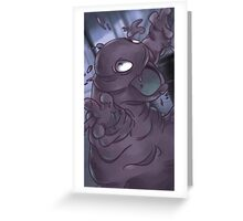 Betbeter | ベトベター | Grimer Greeting Card