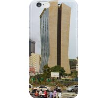 Nairobi City, KENYA iPhone Case/Skin