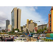 Nairobi City, KENYA Photographic Print