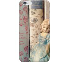Library of Sense and Sensibility iPhone Case/Skin