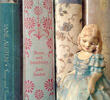 Library of Sense and Sensibility by applesnspindles